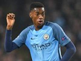 Everton set to pounce on Man City kid Tosin Adarabioyo