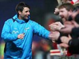 graham taylor will be looking down on lincoln, says cowley