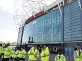 Manchester United appoint terror expert