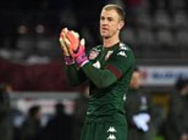 Pep Guardiola urged to give Joe Hart Man City chance