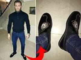 UFC star Conor McGregor sports Dolce & Gabbana loafers