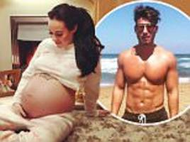 Joshua Ritchie is 'worried' Stephanie Davis' tot is his