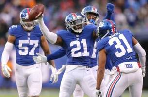 new york giants: collins, harrison named to pfwa all-nfl team