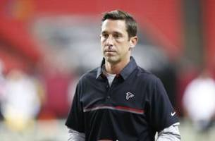 report: 49ers 'honing in' on falcons oc kyle shanahan for head coach job