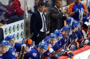 New York Islanders Fire Head Coach Jack Capuano