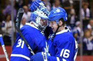 Toronto Maple Leafs: Lucky Results Weekend