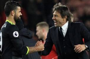Transfer rumors: Diego Costa trains with Chelsea; Man City's huge Messi offer