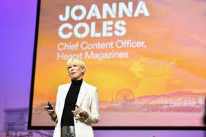 joanna coles promises 'a lot of semi-nudity' on e! reality series 'so cosmo'