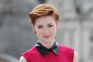 karen gillan on 'guardians of the galaxy' sequel: 'i shaved half my head this time'