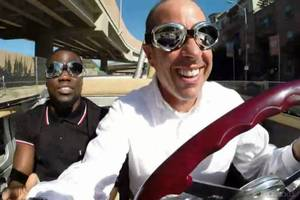 Netflix Nabs 'Comedians in Cars Getting Coffee,' 2 New Jerry Seinfeld Stand-Up Specials