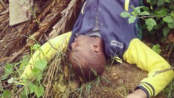 #DeadPoseChallenge Why South Africans are pretending to be dead