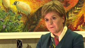 Nicola Sturgeon: Indyref 2 'more likely' given hard Brexit