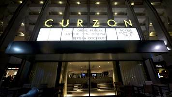 curzon to receive 'outstanding' bafta award