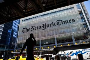 New York Times Warns Budget Cuts Are Coming, Will Invest $5 Million To Cover Trump