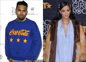 Chris Brown and Rihanna May Start Hooking Up Again After Spotted Hanging Out Together