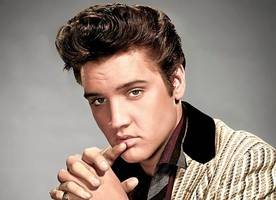 Conspiracy Theorists Claim Elvis Presley Is Alive and Attended His 82nd Birthday