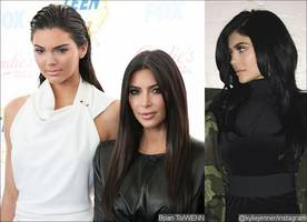 kim kardashian, kylie and kendall jenner dolled up for 'ocean's eight' cameo filming