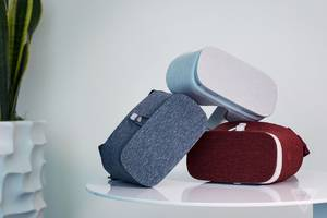 google's daydream view vr headset is on sale for $49