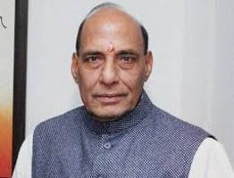 center will continue to support chhattisgarh to stamp out naxal menace: rajnath singh
