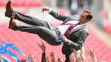 Justin Edinburgh: Five facts about the new Northampton Town manager