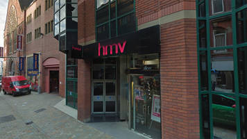 HMV attack: Man jailed for slashing PC with knife on Black Friday