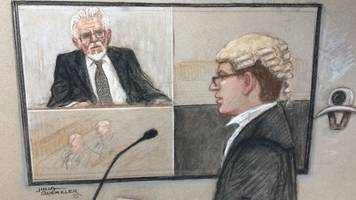 Rolf Harris trial: Hospital visit 'gave no cause for concern'