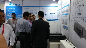 Delta Exhibits its Latest Energy Storage Solutions at Energy Storage India 2017