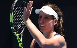 johanna konta leads british charge at australian open