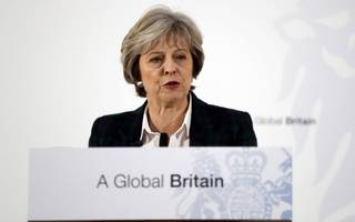 may guarantees both mps and peers a vote on the final brexit deal