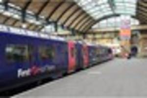 Major delays expected as London Kings Cross to Hull trains...