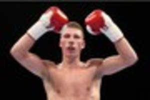 Leicestershire boxer Sam Bowen will fight for English title in...