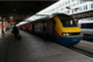 Rise in number of rail passengers at Nottingham station