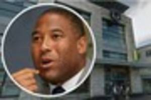 Fancy a selfie with the John Barnes? Legendary footballer comes...