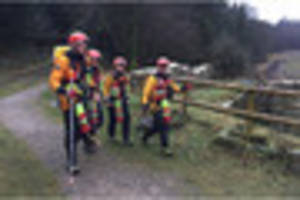 Search continues for missing man at Burrator Reservoir