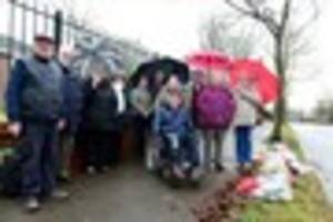 700 residents back campaign for blurton crossing after oap's...
