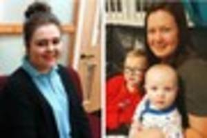 Mum saves son's life 24 hours after she is shown what to do if...