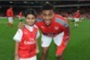 arsenal fc 'mascot lottery' won by gunners-mad sutton coldfield...