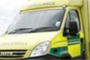 m5 traffic: man taken to hospital in weston-super-mare after...