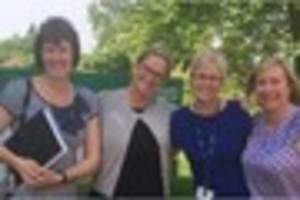 two primary schools in north west leicestershire first to join...