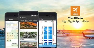 Flight Travellers Breathe Easy: The All New ixigo Flights App is Here