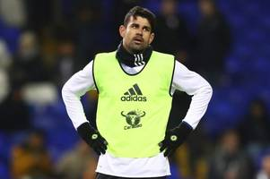 chelsea striker diego costa confirmed as transfer target for chinese club tianjin quanjian
