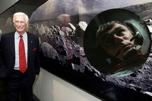 space community mourns the death of the last man to stand on the moon as gene cernan dies aged 82