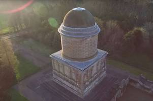 Watch: Aerial drone footage of Hamilton, Bothwell and Blantyre
