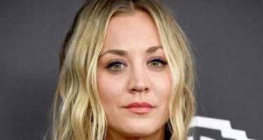 kaley cuoco hot pics: the naughty side of the good girl