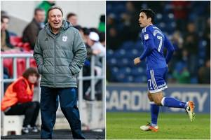 neil warnock admits he may have to alter cardiff city legend peter whittingham's role with the bluebirds