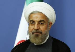Rouhani: Trump's talk 'propaganda,' he can't cancel Iran nuclear deal