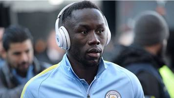 Bacary Sagna: Manchester City defender fined for Instagram post