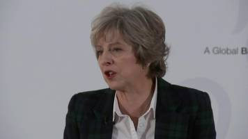 theresa may: parliament will vote on eu deal