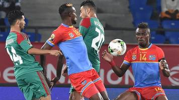 Afcon 2017: Zakuani satisfied with DR Congo victory