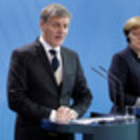 Bill English speaks to Herald in Berlin about his first trip overseas as PM